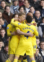 Tottenham Hotspur v Reading - Barclays Premier League