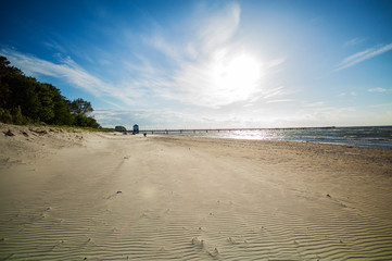 Strand bei Lubmin
