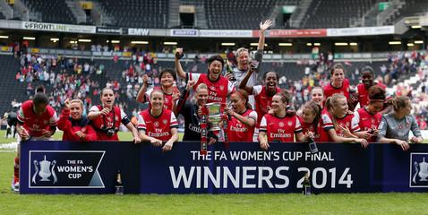 Arsenal v Everton - FA Women's Cup Final