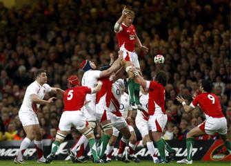 Wales v England RBS Six Nations Championship 2009