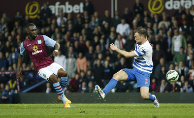 Aston Villa v Queens Park Rangers - Barclays Premier League