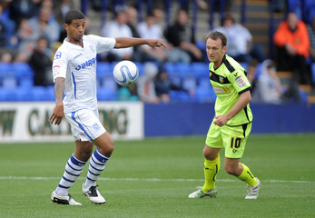 Tranmere Rovers v Yeovil Town npower Football League One