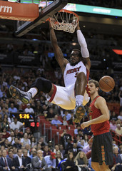 NBA: Atlanta Hawks at Miami Heat