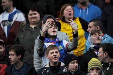 Blackburn Rovers v Burnley - npower Football League Championship