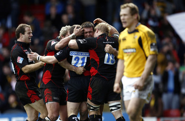 Saracens v London Wasps Guinness Premiership
