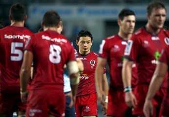 Super Rugby - New South Wales Waratahs v Queensland Reds