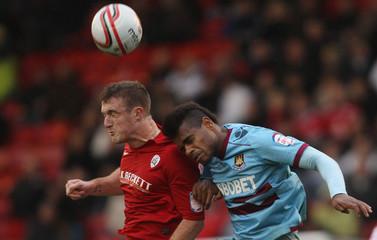 Barnsley v West Ham United npower Football League Championship