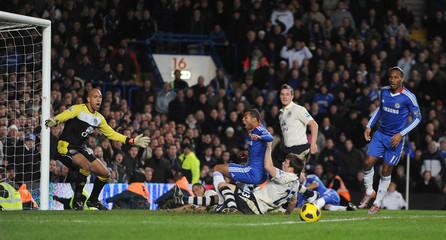 Chelsea v Everton Barclays Premier League