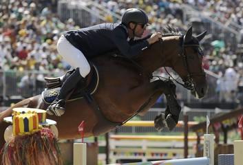Equestrian - Jumping Team Finals