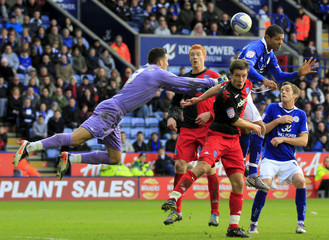 Leicester City v Portsmouth npower Football League Championship