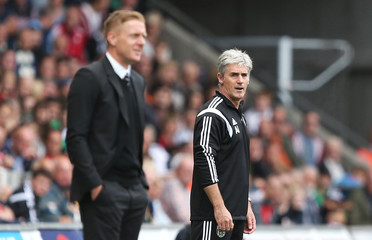 Swansea City v West Bromwich Albion - Barclays Premier League