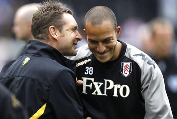 Fulham v Aston Villa Barclays Premier League
