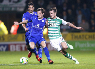 Yeovil Town v Leicester City - Sky Bet Football League Championship
