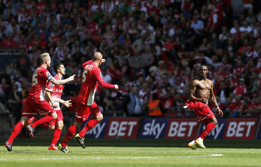 Leyton Orient v Rotherham United - Sky Bet Football League One Play-Off Final