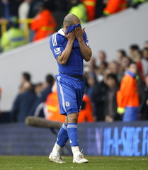 Tottenham Hotspur v Chelsea Barclays Premier League