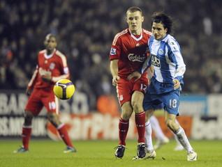Wigan Athletic v Liverpool Barclays Premier League