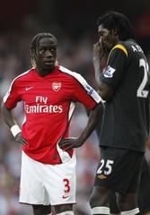 Arsenal v Manchester City Barclays Premier League