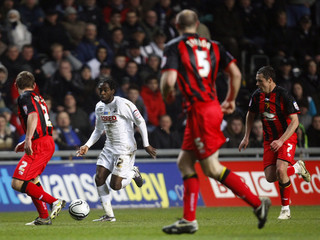 Swansea City v Watford npower Football League Championship