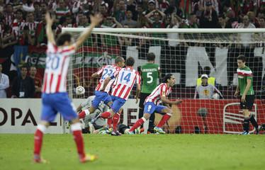 Athletic Bilbao v Atletico Madrid 2012 UEFA Europa League Final
