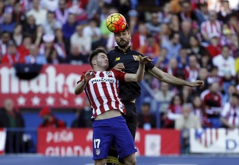 Atletico Madrid vs Sevilla - Spanish Liga BBVA