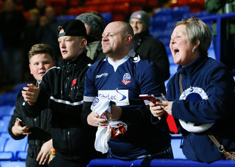 Bolton Wanderers v Charlton Athletic - Sky Bet Football League Championship