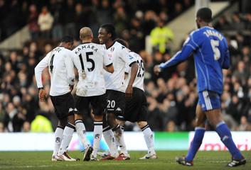 Fulham v Peterborough United FA Cup Third Round