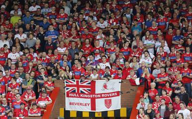 Hull Kingston Rovers v Catalans Dragons - Ladbrokes Challenge Cup Quarter Final