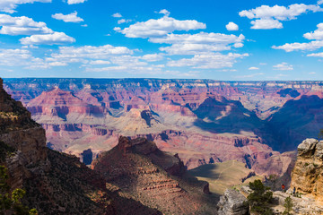 View of Grand Canyon - South Rim