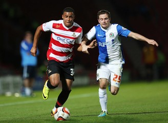 Doncaster Rovers v Blackburn Rovers - Sky Bet Football League Championship