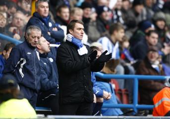 Huddersfield Town v Sheffield Wednesday npower Football League One