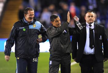 Birmingham City v Leeds United npower Football League Championship