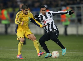 Metalist Kharkiv v Newcastle United - UEFA Europa League Second Round Second Leg