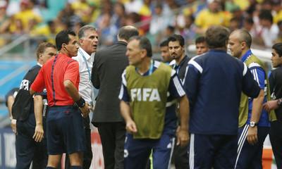 Bosnia-Herzegovina v Iran - FIFA World Cup Brazil 2014 - Group F