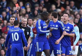 Chelsea v Burnley - Barclays Premier League