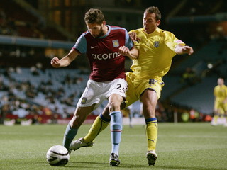 Aston Villa v Cardiff City Carling Cup Third Round
