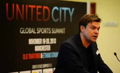 United City Global Sports Summit 19/11/2013