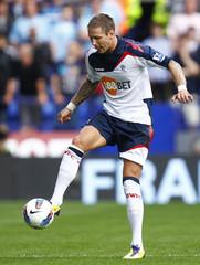 Bolton Wanderers v Manchester City Barclays Premier League