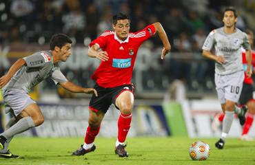 Vitoria Guimaraes v Benfica - City of Guimaraes Trophy 2009 - Pre Season Friendly Tournament