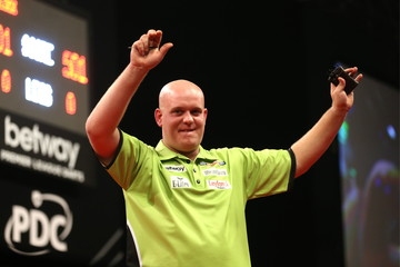 Betway Premier League Darts 2014