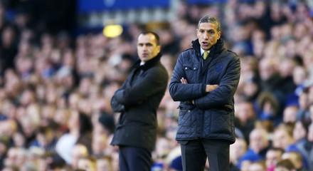 Everton v Norwich City - Barclays Premier League
