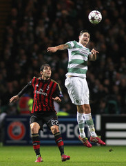 Celtic v AC Milan - UEFA Champions League Group Stage Matchday Five Group H