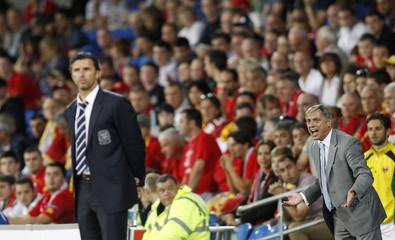 Wales v Montenegro UEFA Euro 2012 Qualifying Group G
