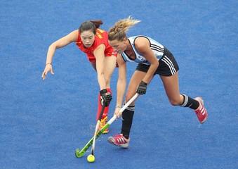 International Invitational Hockey Tournament - London 2012 Test Event