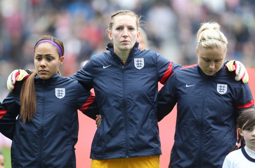 England v Montenegro - 2015 FIFA Women's World Cup Qualifying Group Six