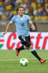 Brazil v Uruguay - FIFA Confederations Cup Brazil 2013 Semi Final