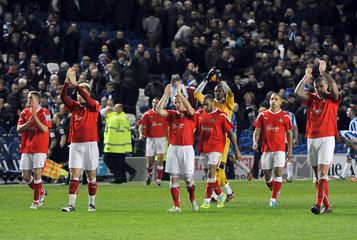 Brighton & Hove Albion v Wrexham FA Cup Third Round