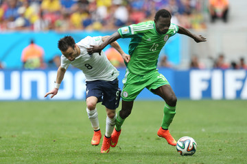 France v Nigeria - FIFA World Cup Brazil 2014 - Second Round