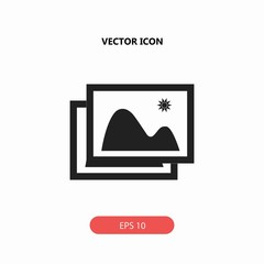 images vector icon
