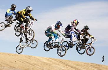 UCI BMX Supercross World Cup 2011 - London 2012 Test Event