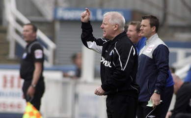 Hartlepool United v Tranmere Rovers npower Football League One